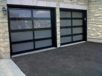 Custom garage doors balmaine style