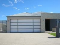 Custom garage door eden style