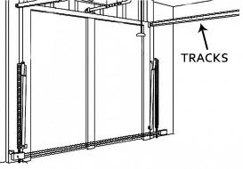 garage door track diagram chamberlain garage door wiring diagram