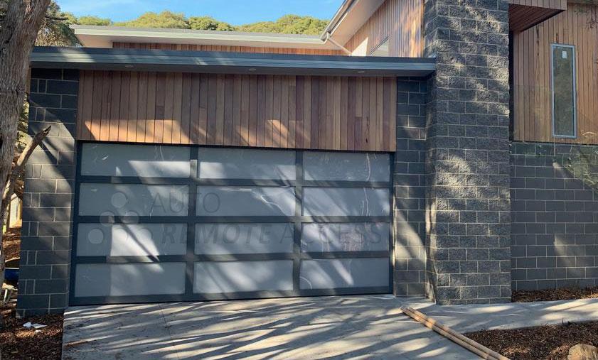 aluminium garage door melbourne